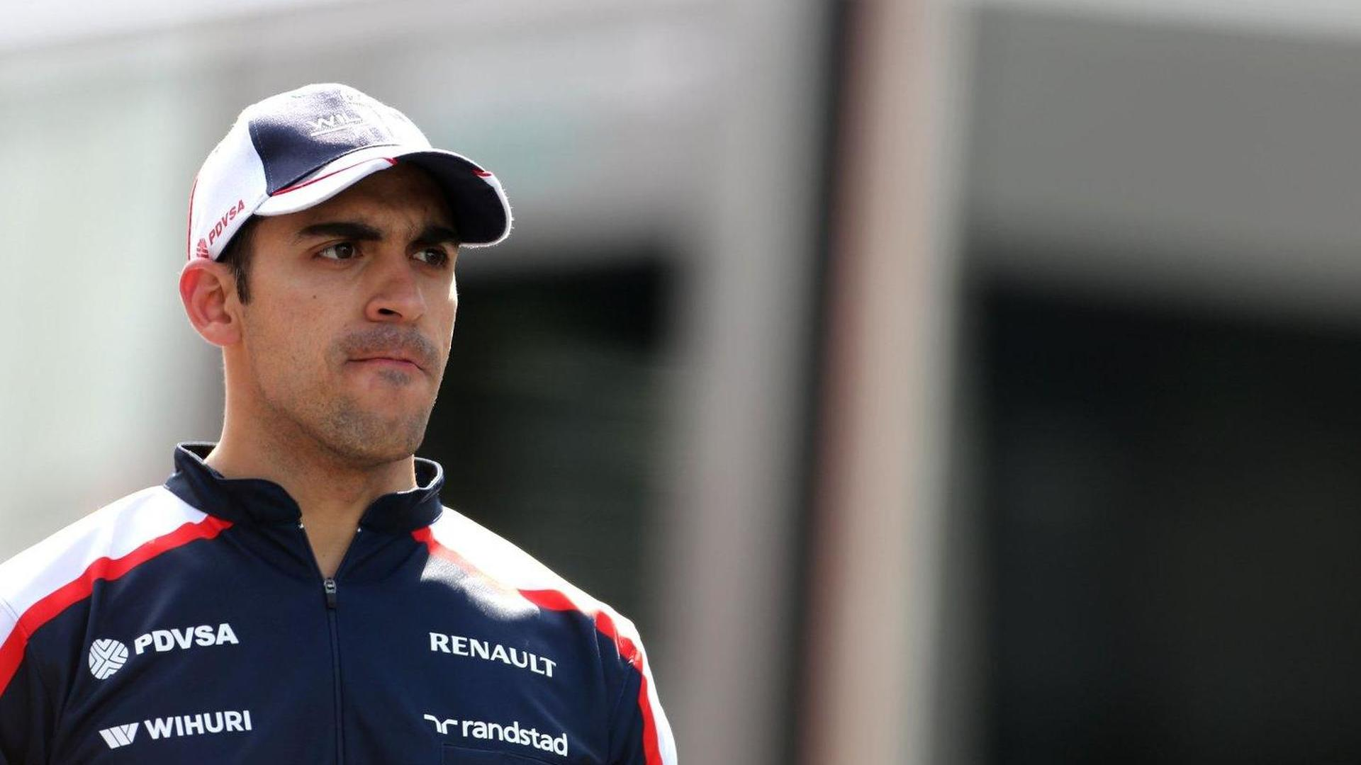 Maldonado plays down Lotus switch rumours
