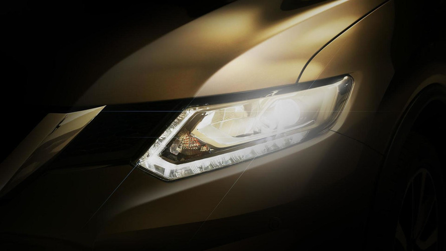 2014 Nissan Rogue teased
