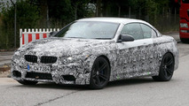 2014 BMW M4 Convertible poses for the camera
