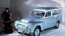 1957 Volvo PV 445 Duett