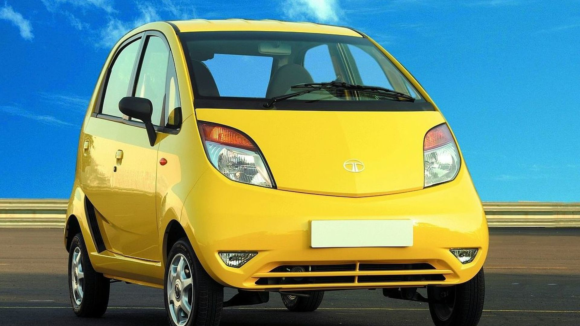 Tata to take Nano to Europe in 2012