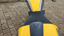 Triumph Street Cup Ride Apart