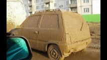 Jogo sujo: carros poderão ser multados em cidade mineira se não estiverem limpos