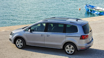 SEAT Alhambra facelift