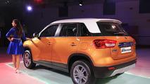 Suzuki Vitara Brezza unveiled at Delhi Auto Expo