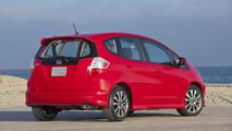 2012 Honda Fit Sport gets a minor facelift
