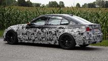 2014 F30 BMW M3 sedan spied 17.08.2011
