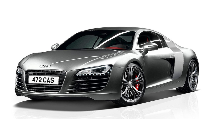 2014 Audi R8 to feature carbon fiber / aluminum chassis - report