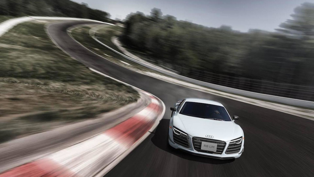 Audi R8 LM limited edition for Canada