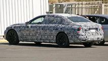 2015 BMW 7-Series long-wheelbase spy photo