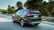 Euro-spec Honda CR-V with 1.6 160 HP diesel and 9-speed auto detailed