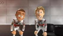 McLaren Animation (Tooned) - Episode 01
