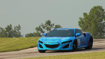 2015 Acura NSX prototype in action at Mid-Ohio [video]