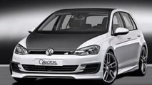 Caractere previews their tuning program for the Volkswagen Golf VII