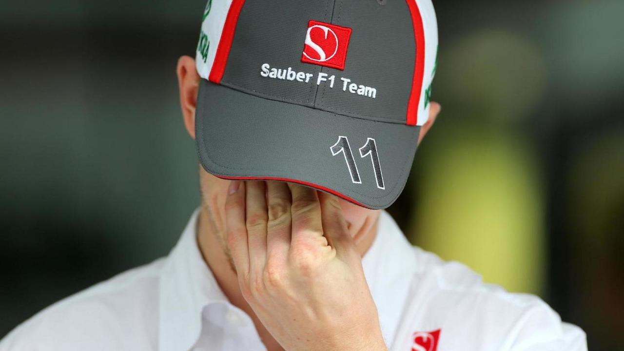 Nico Hulkenberg 24.10.2013 Indian Grand Prix