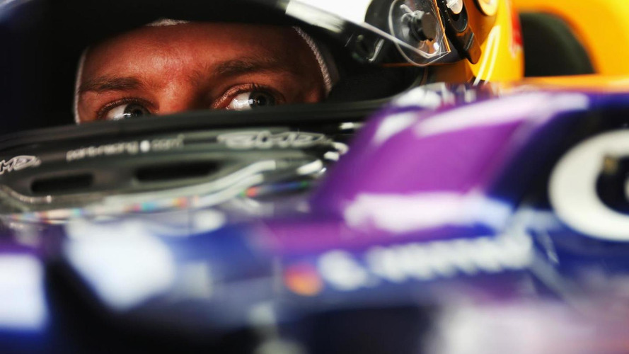 Vettel not ready to lift throttle in 2013