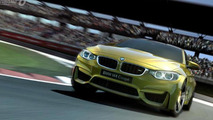 BMW M4 Coupe arrives in Gran Turismo 6 [video]