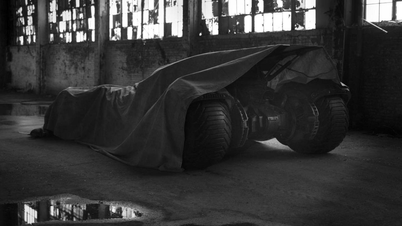 Batmobile teaser image