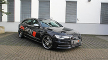 Audi S6 tuned to 560 HP by SKN