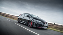 Honda Civic Type R Black Edition - Pour la fin