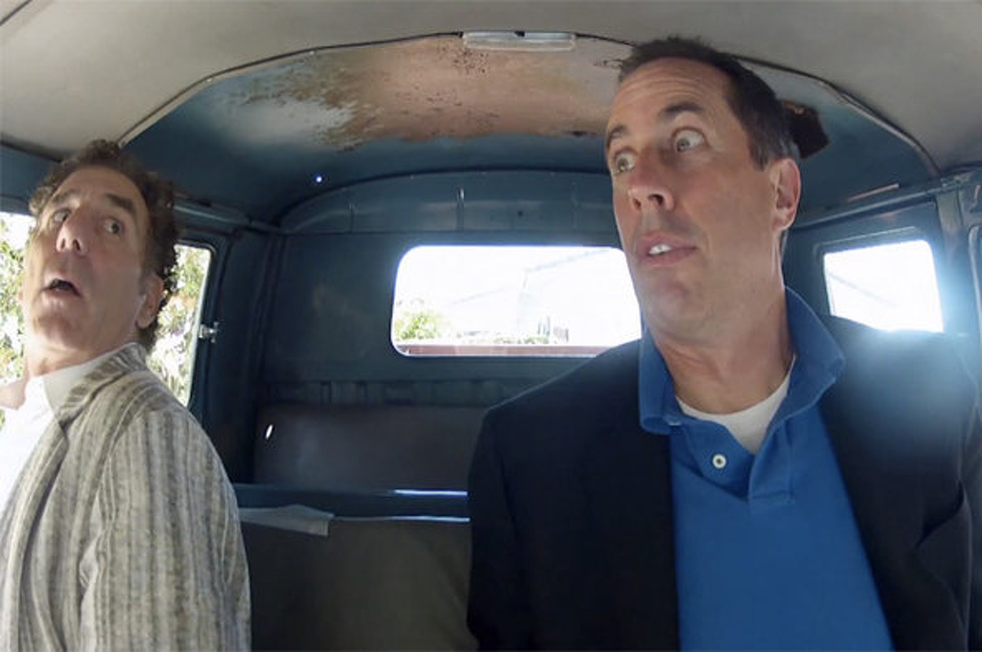 Is Jerry Seinfeld's Car Show Still a Thing?
