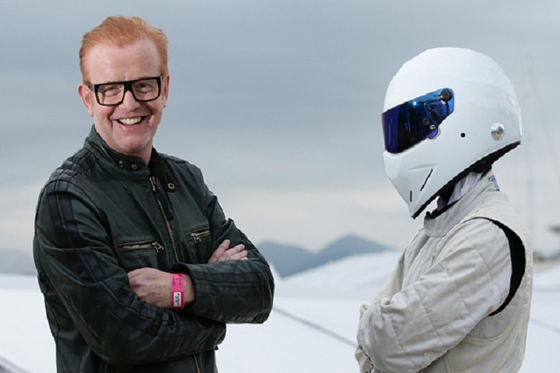 New 'Top Gear' Host Chris Evans Nearly Threw Up in an Audi R8