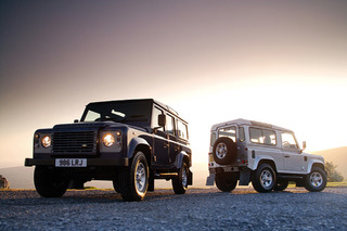 The Land Rover Defender Assembly Line Isn't Done Just Yet