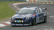 Heico Brings E85 to Nurburgring