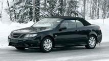 SPY PHOTOS: Saab 9-3 Facelift Latest Pics