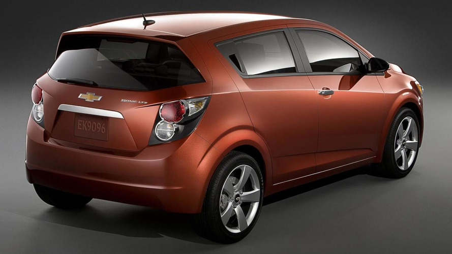 Chevrolet drops the Aveo name in North America