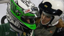 Kovalainen in bed with 'heavy concussion'