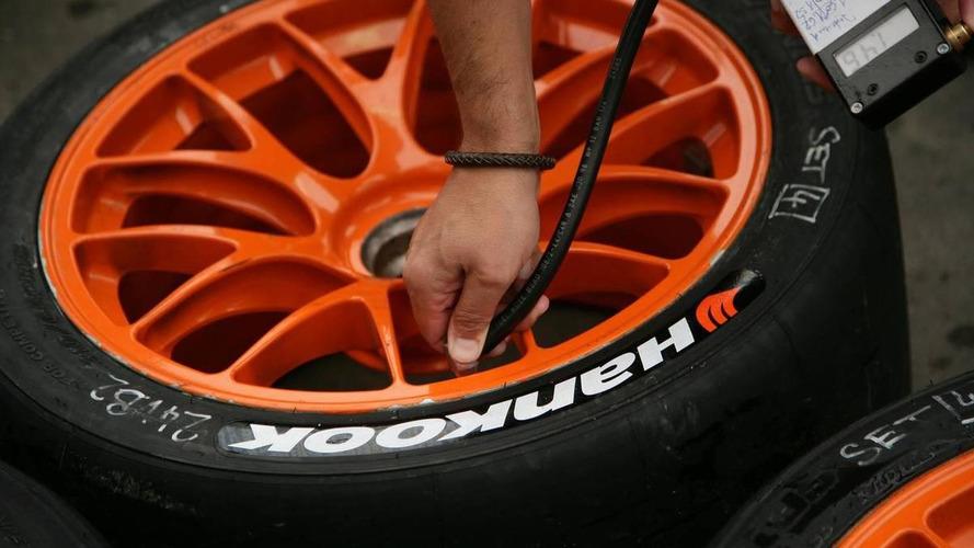 Hankook eyes F1 tyre supply deal in near future
