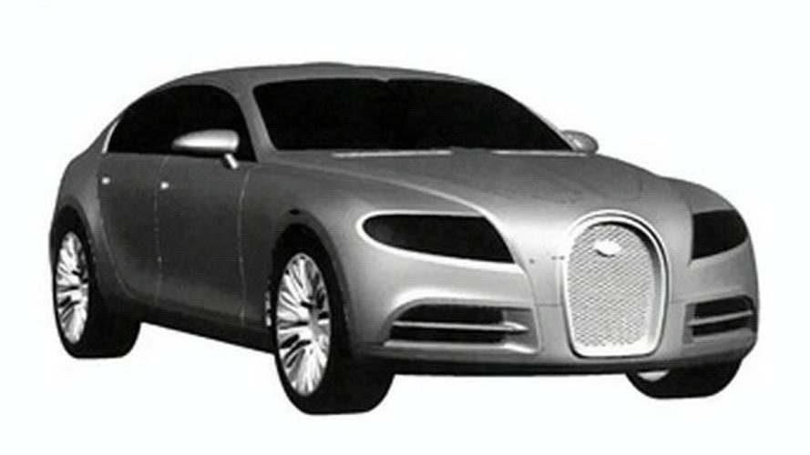 Bugatti trademarks 16C Galibier Fueling Production Rumours