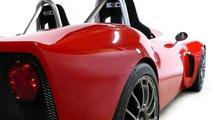 Spartan unveils Ducati-powered track car