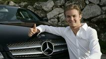 Rosberg happy to be Schu's teammate - Haug
