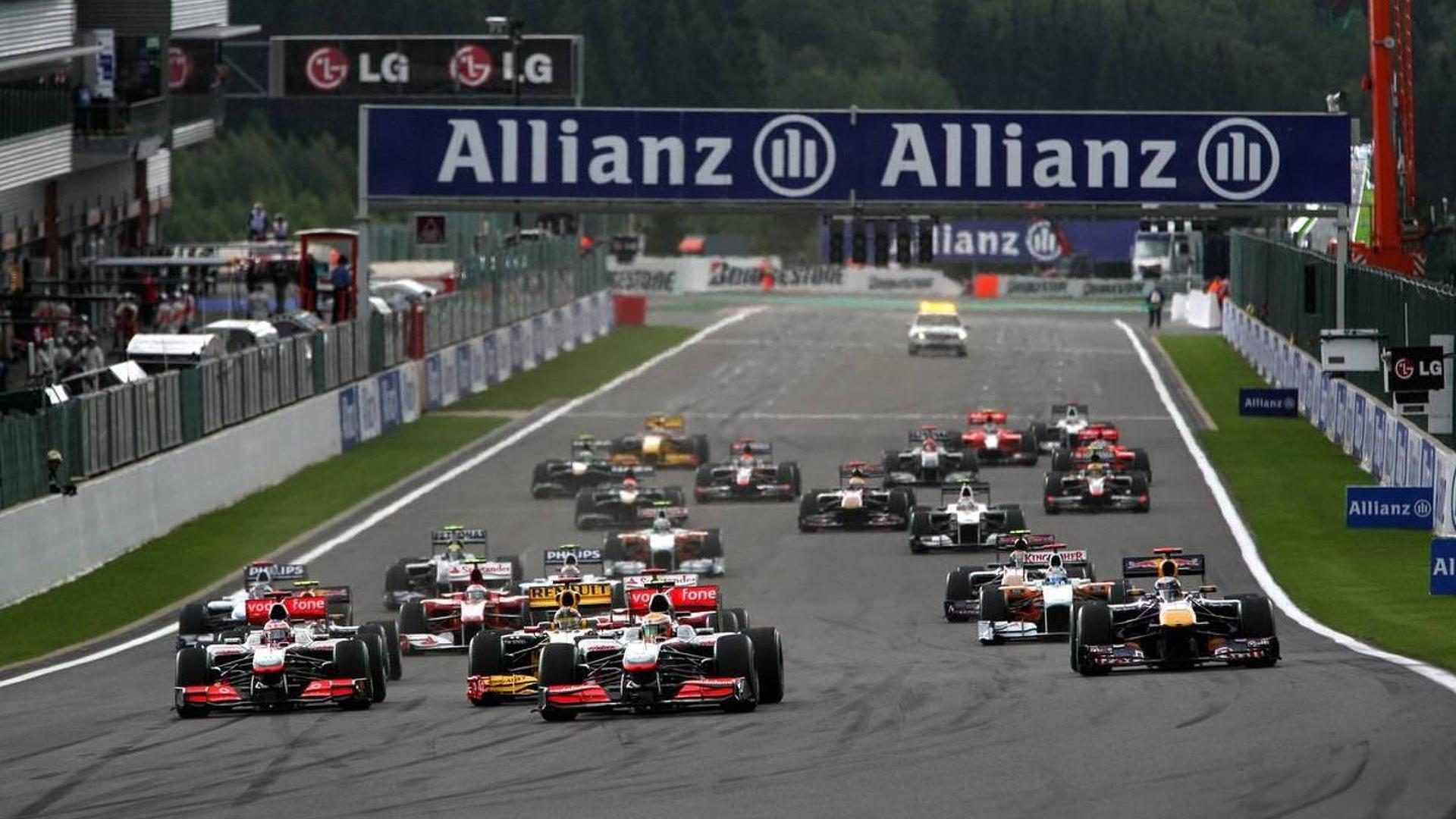 Spa shortfall clouds future of popular race