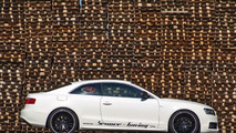 Senner Tuning Audi A5 Black and White