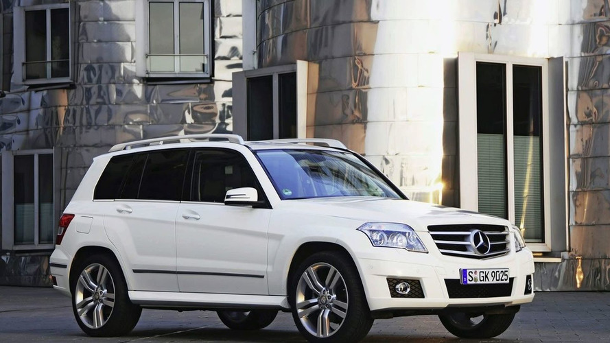 Mercedes-Benz GLK in Depth