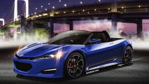 Honda Trademarks 'ZSX' Moniker For Future Hybrid Sports Coupe