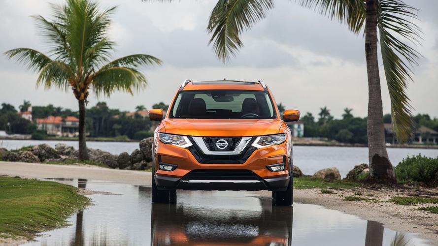 Nissan X-Trail - Avec les traits du nouveau Nissan Rogue ?