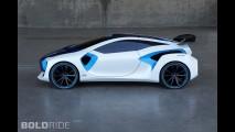 Ford RS160 WRC Concept by Ken Nagasaka