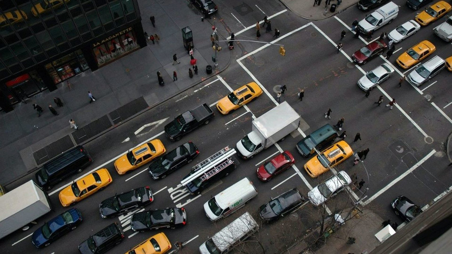 New York City Congestion Charge Approved