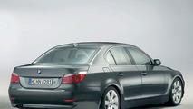 BMW 5 Series sedan with xDrive