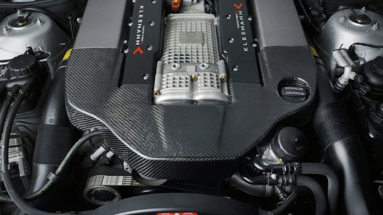 Kleemann 5.5 litre Kompressor V8