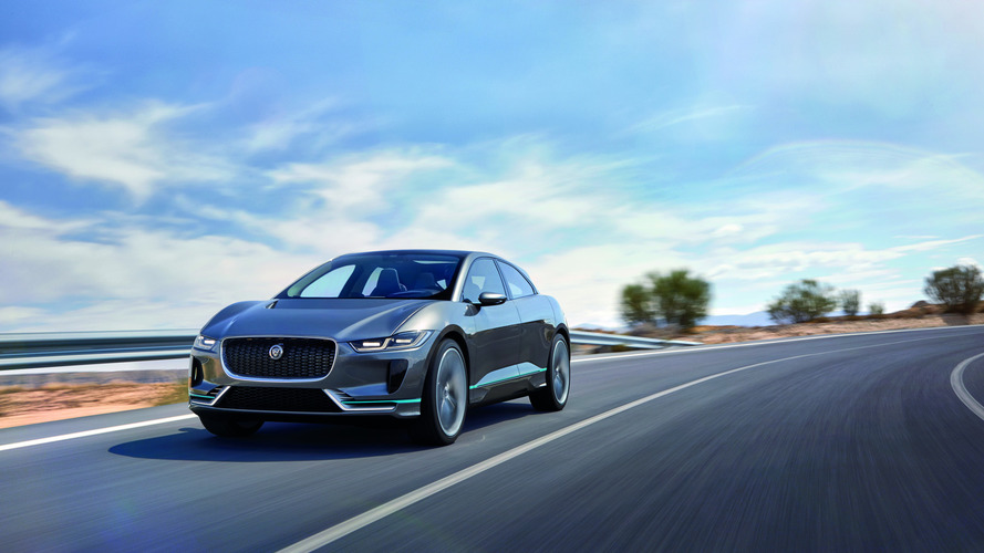 Jaguar Land Rover wants half of its cars to be electric by 2020