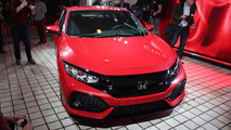 Honda Civic Si Prototype: LA 2016