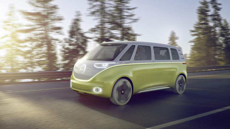 Volkswagen Officially Confirms I.D. Buzz Will Go On Sale In 2022