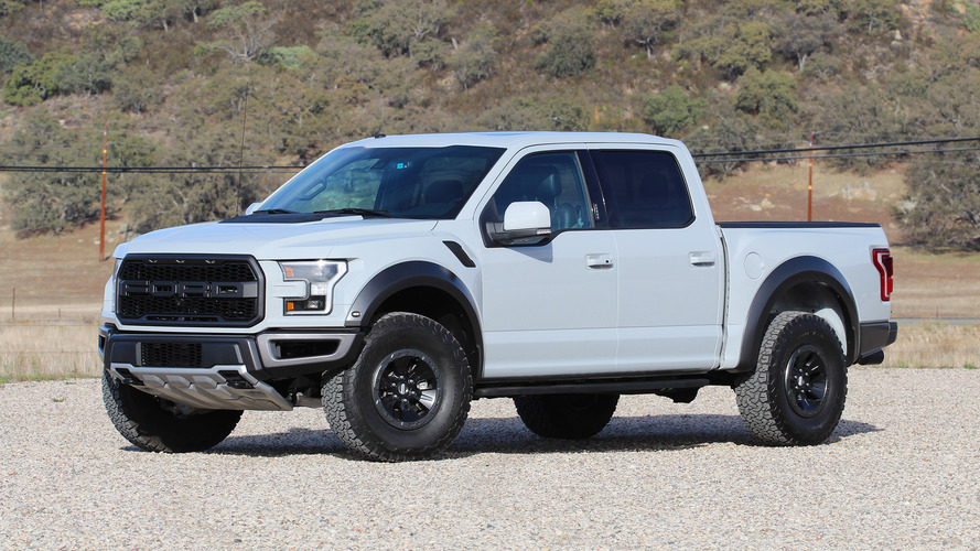 Ford Raptor Engine 2017 Ford F-150 Raptor First Drive: Baja boss