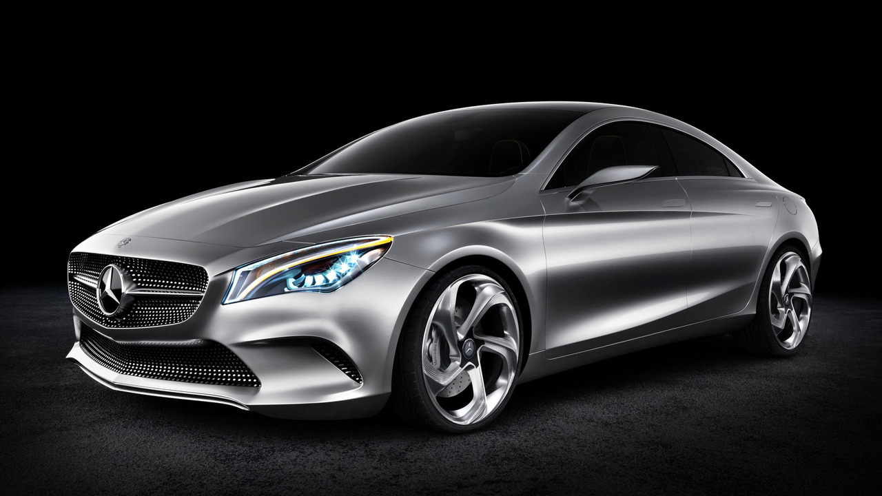 Mercedes A Class Sedan Reportedly Due By Late 2018