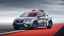 SEAT Leon Cupra Safety car